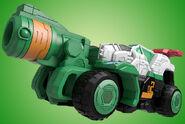 Trigger Machine Nigo (Attack Mode)
