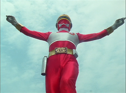 Change Dragon Gaoranger vs. Super Sentai