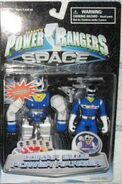Lunar Blue Ranger