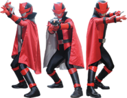 Lupin Red Clones
