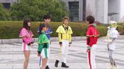 Mashin Sentai Kiramager Episode 8