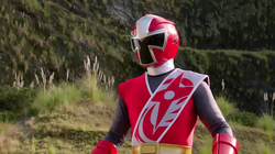 Ninja Steel Red Ranger Mick
