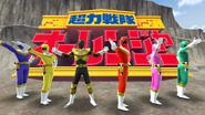 Chouriki Sentai Ohranger in Super Sentai Legacy Wars