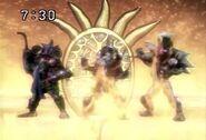 Jamei Sentai Evoranger