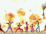 Brave 24: Burn! The Seven Kyoryugers