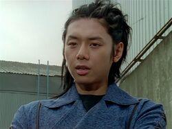 Yukito in Dekaranger