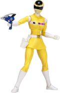 Legacy In Space Yellow Ranger