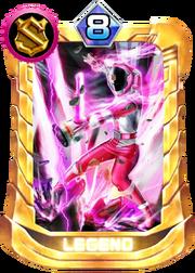 Patren3gou Card in Super Sentai Legend Wars