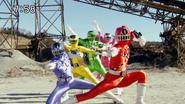 Ressha Sentai Tokkyuger - Tokkyugers