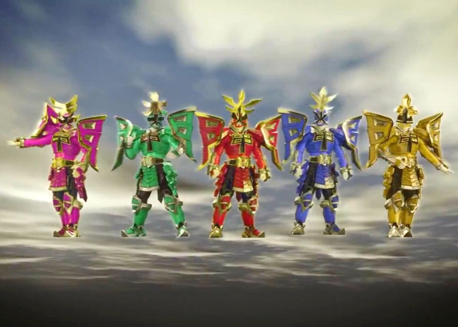 Category Shogun Rangers Rangerwiki Fandom Powered By Wikia