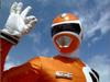 SPD Orange Ranger