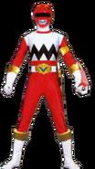 Red Galaxy Ranger