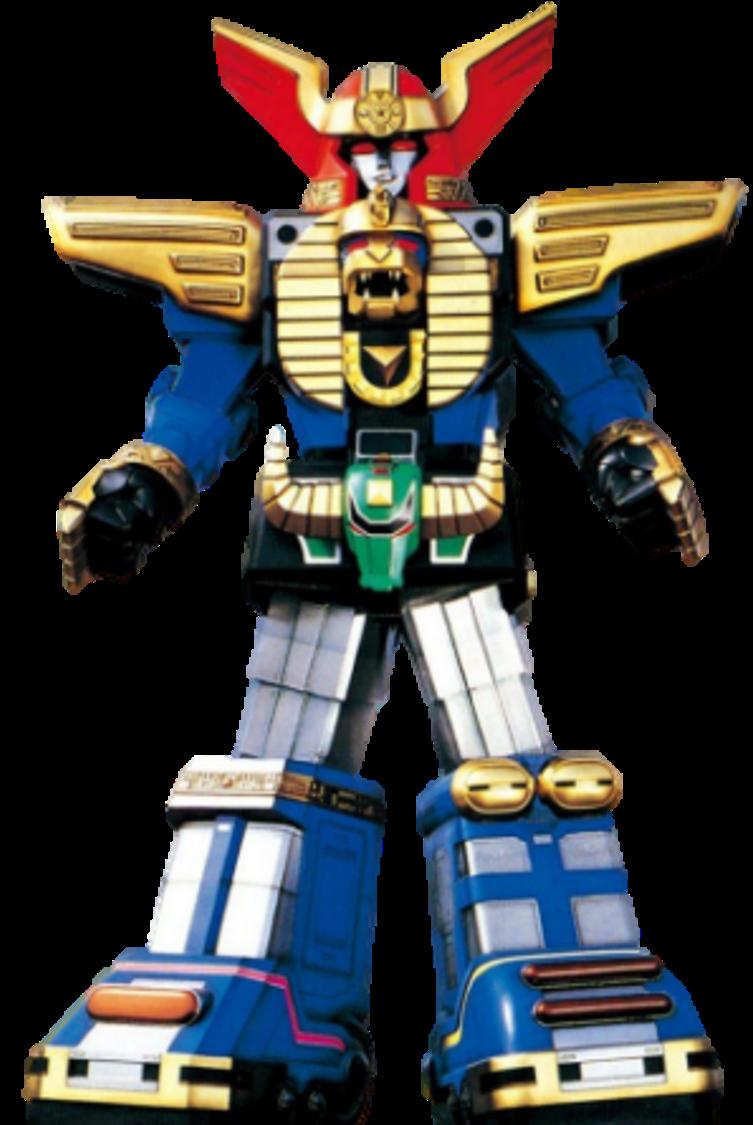 Zeo Megazord RangerWiki FANDOM