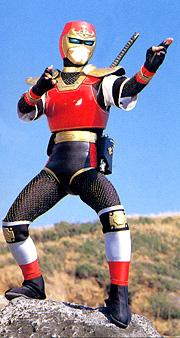 Jiraiya (Metal Heroes)