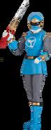 Legacy Blue Ninja Storm Ranger