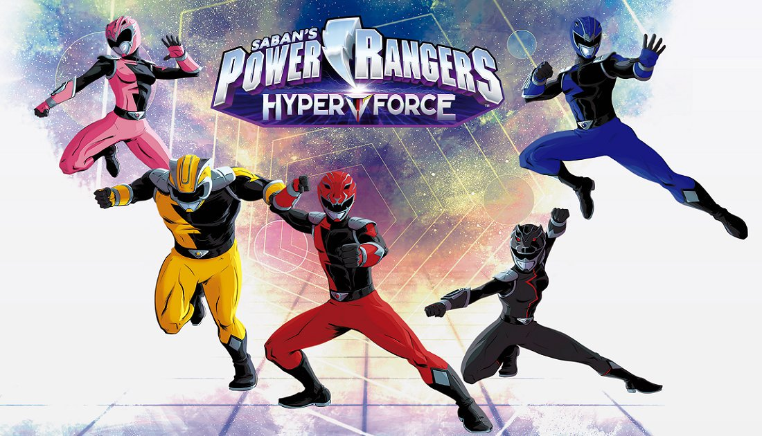 Power Rangers HyperForce | RangerWiki | FANDOM powered by Wikia