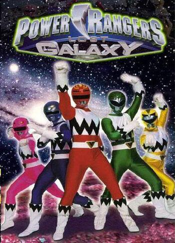 Power Rangers Lost Galaxy   RangerWiki   FANDOM powered by Wikia