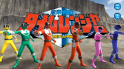 Mirai Sentai Timeranger in Super Sentai Legacy Wars