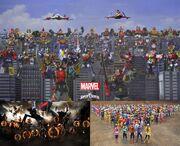 Superhero Spirits, Assemble!!!!!! ~w logo