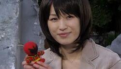 Yuka Yamazaki Gokai