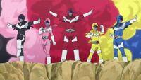 Gachi Rangers