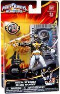 Metallic Force Black Ranger