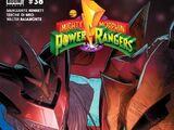 Mighty Morphin Power Rangers (Boom! Studios) Issue 38