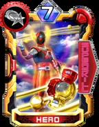 ShishiRed Moon Card in Super Sentai Legend Wars