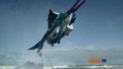 705 Рыба-Меч-Зорд