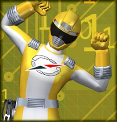 Boukenger Yellow