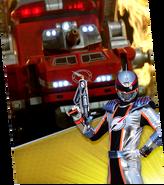 Fire Truck Zord Megazord Madness