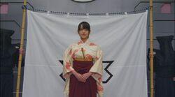 Kaoru in Go-Busters vs. Gokaiger