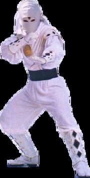 MMPR White Ninja