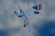 PRSNS - White Ninja Falconzord