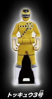 ToQ 3 Ranger Key