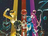 Go Go Power Rangers Issue 22