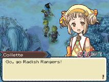 Go Go Radish Rangers