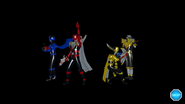 Lupinranger SuperSkill 4