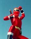 Alien Red Ranger 1