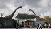 Amber Beach Dinosaur Zoo