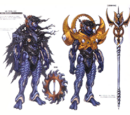 Time Demon God Chronos