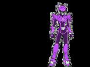 Purple Miniforce Ranger