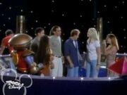 Rocky, Adam, Tommy, Billy, Kat, Kimberly, Alpha 5 and Aisha