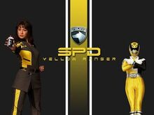 1628162837 power ranger spd yellow ranger wallpaper 800x600 answer 4 xlarge