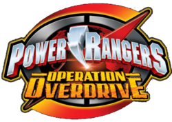 Power Rangers Operation Overdrive S15 logo 2007