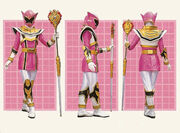 Розовый Легендарный Воин
