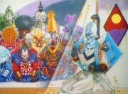 Budoh Majin Mob
