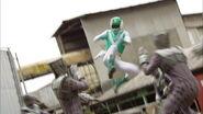 Gokaiger Ep. 12 - Green Sai