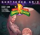 Mighty Morphin Power Rangers (Boom! Studios) Issue 24