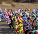 Comparison:Super Sentai 199 vs. Legendary Rangers